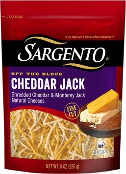 Sargento® Shredded Cheddar Jack Cheese