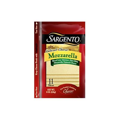 Sargento® Sliced Mozzarella