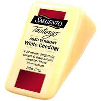 Sargento® Tastings Aged Vermont White Cheddar