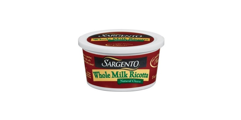 sargento® whole milk ricotta cheese reviews 2019