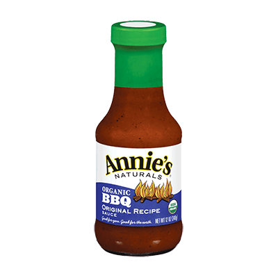 Annie's® Naturals Organic BBQ Original Recipe Sauce