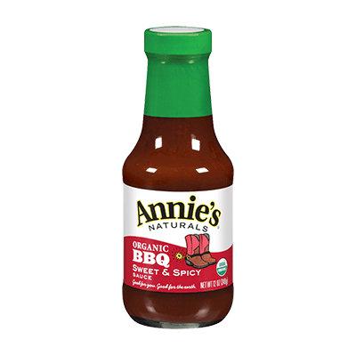 Annie's®  Naturals  Organic Sweet & Spicy BBQ Sauce
