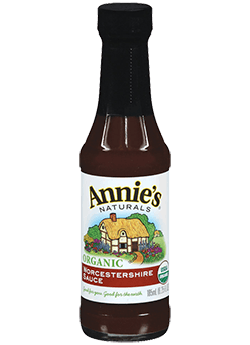 Annie's®  Naturals Organic Worcestershire Sauce