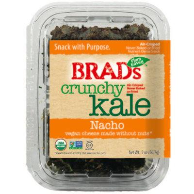 Brad's Raw Crunchy Kale Nacho
