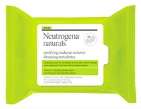 Neutrogena Naturals Cleansing Towelettes Makeup Remover