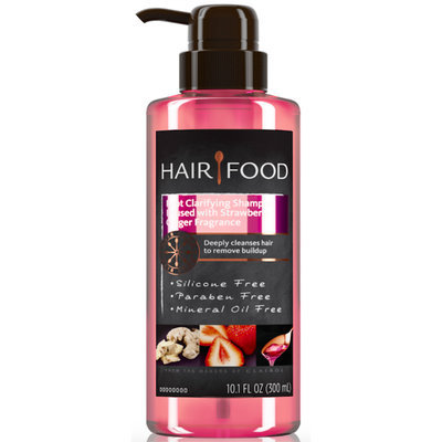 Hair Food Strawberry Ginger Root Cleansing Shampoo