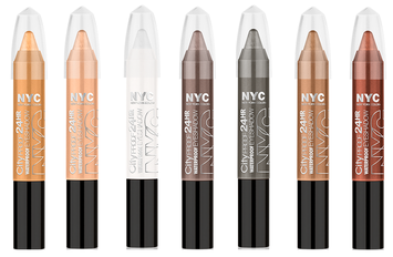 NYC New York Color City Proof 24 HR Waterproof Eye Shadow