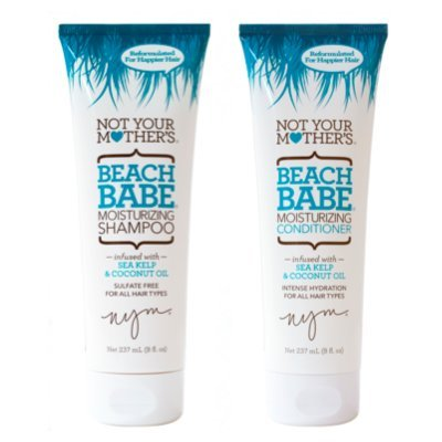 Not Your Mother's® Beach Babe Texturizing Shampoo & Conditioner