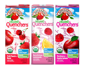 Apple & Eve Organic Quenchers