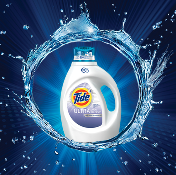 NEW at Target! Tide Ultra Stain Release FREE liquid detergent