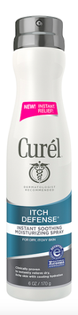 Curél® Itch Defense® Instant Soothing Moisturizing Spray