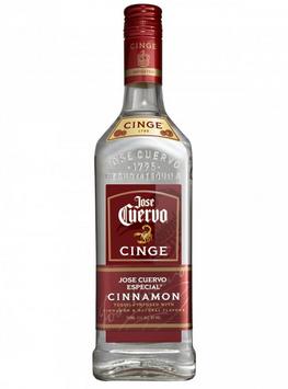 Jose Cuervo Cinge Cinnamon Flavored Tequila