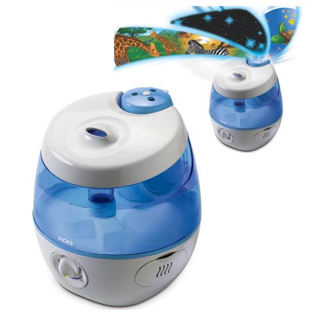 Vicks® Sweet Dreams Cool Mist Humidifier