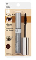 Almay intense i-color Mascara, Bring Out the Brown, Brown Topaz 001