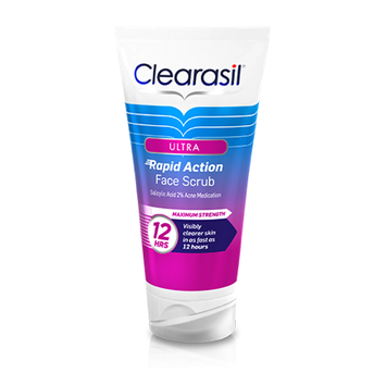 Clearasil Ultra Rapid Action Face Scrub