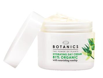 Boots Botanics Organic Hydrating Day Cream