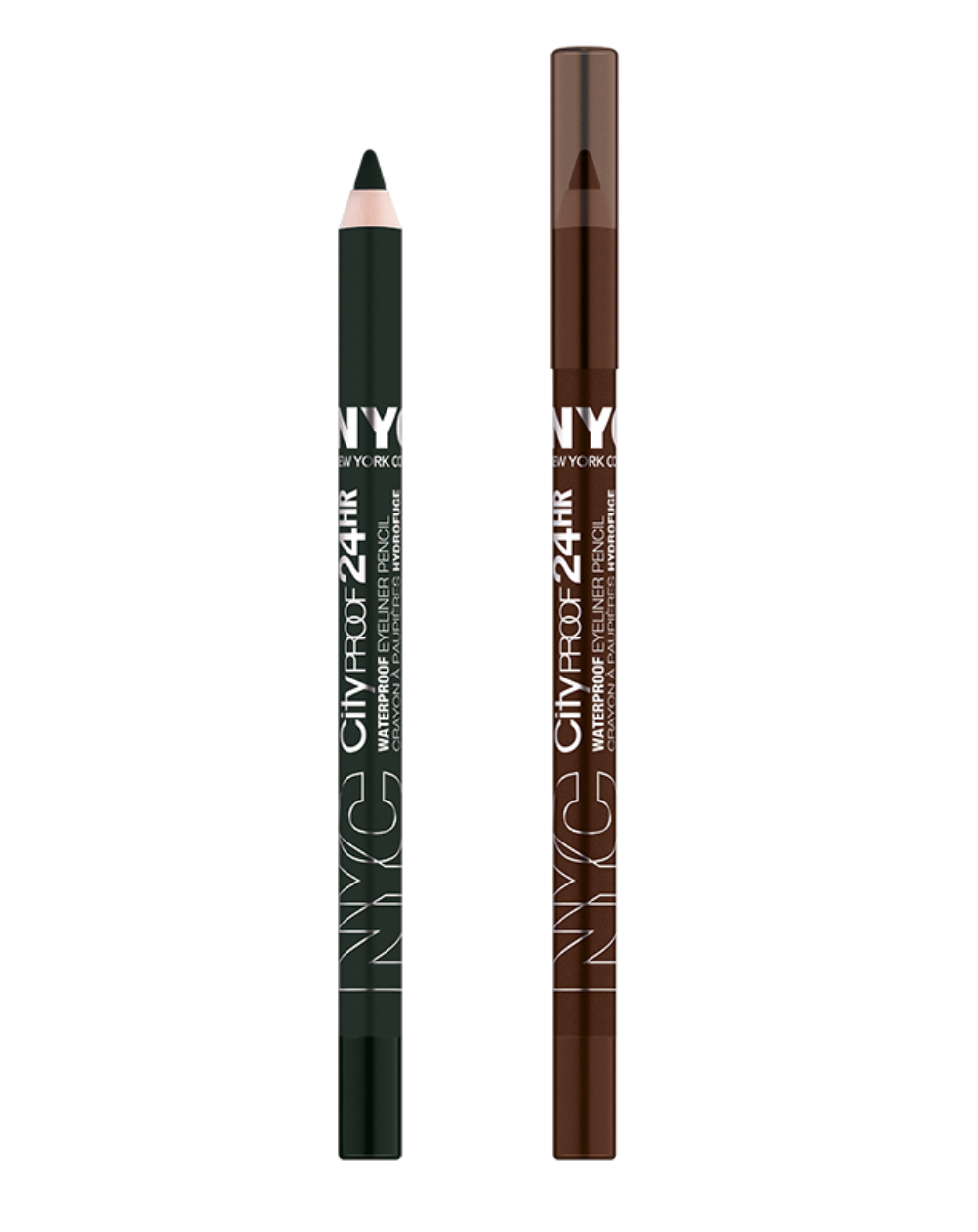 NYC Cityproof 24HR Waterproof Eyeliner