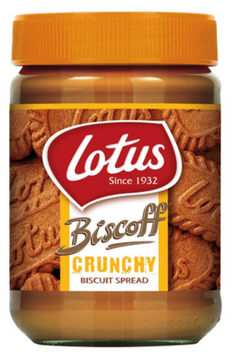 Biscoff Crunchy Cookie Butter