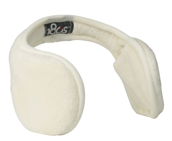 180s Women's Lush Soft Fleece Behind the Head Ear Warmers