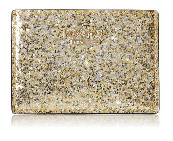 Kate Spade New York Glitter Bug Credit Card Holder