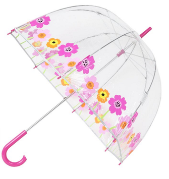 Totes Pear Bubble Umbrella