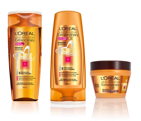 L'Oréal Paris Hair Expertise Extraordinary Oil
