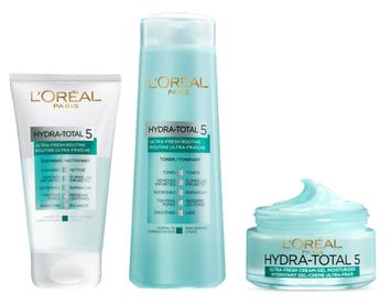 L'Oréal Paris Hydra-Total 5 Ultra-Fresh Ritual