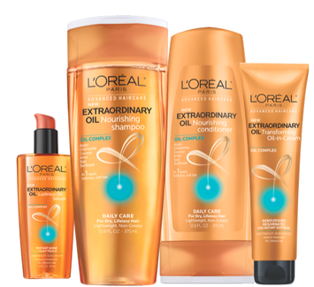 L'Oréal Advanced Haircare Extraordinary Oil Collection