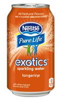 Nestlé Pure Life® Exotics™ Tangerine Sparkling Water