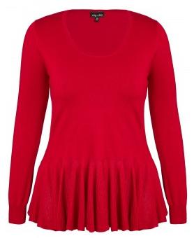 City Chic Sweetheart Sweater