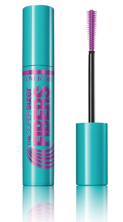 COVERGIRL The Super Sizer Fibers by LashBlast Mascara