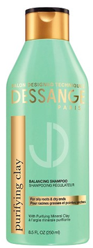 Dessange Paris Purifying Clay Balancing Shampoo