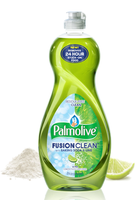 Palmolive® Fusion Clean™ with Baking Soda and Lime