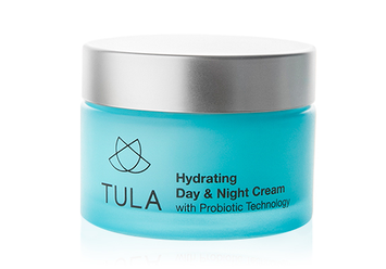 TULA Hydrating Day & Night Cream with Probiotic Technology
