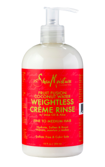 SheaMoisture Fruit Fusion Coconut Water Weightless Crème Rinse