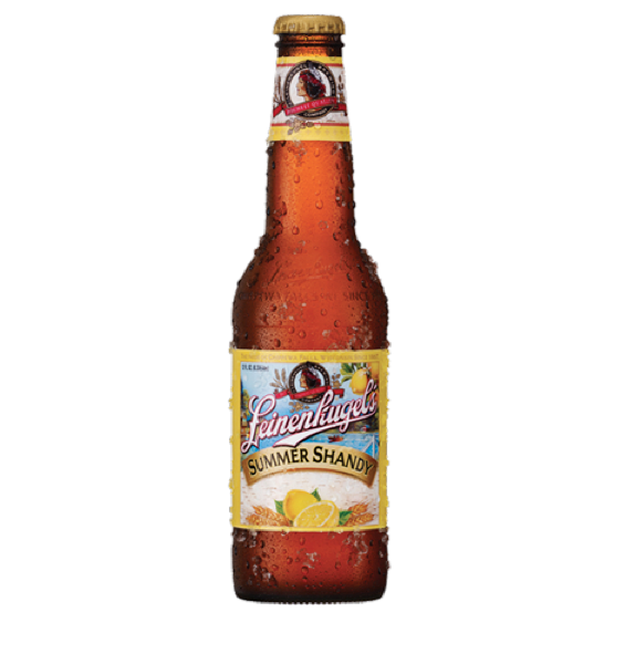 Leinenkugel's Summer Shandy Beer with Lemonade