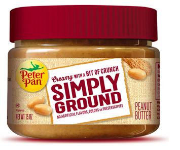 Peter Pan® Simply Ground™