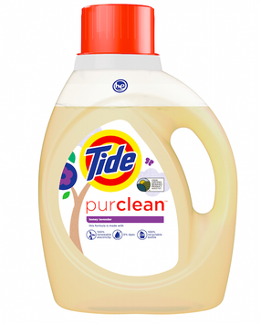 NEW at Target! Tide® Purclean™ Honey Lavender Laundry Detergent