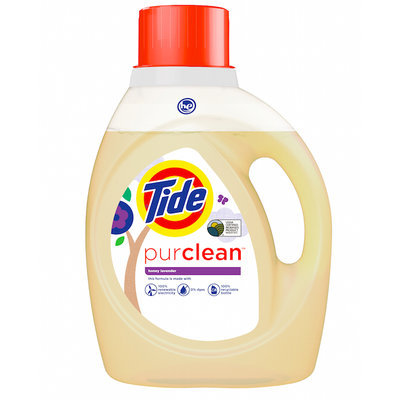 Tide® Purclean™ Honey Lavender Laundry Detergent