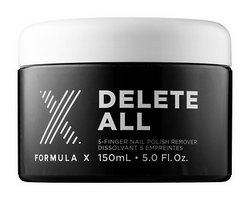 Formula X Delete All 5 Finger Nail Polish Remover