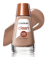 COVERGIRL Clean Normal Liquid Makeup