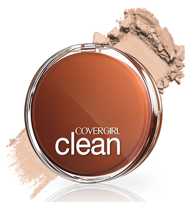 COVERGIRL Clean Pressed Powder