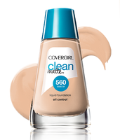 COVERGIRL Clean Matte Liquid Foundation