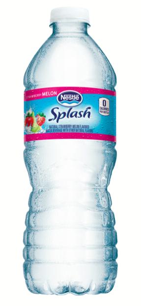 Nestlé Pure Life Splash Strawberry Melon