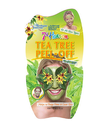 7th Heaven Tea Tree Peel-Off Mask