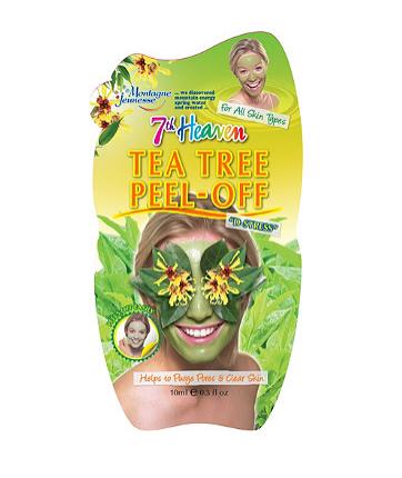 7th Heaven Tea Tree Peel-Off Mask