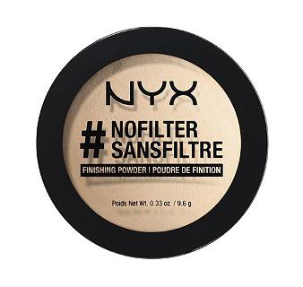 NYX Cosmetics #NoFilter Finishing Powder
