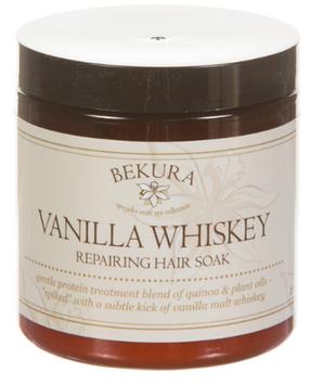 Bekura Beauty Vanilla Whiskey Restoring Hair Soak