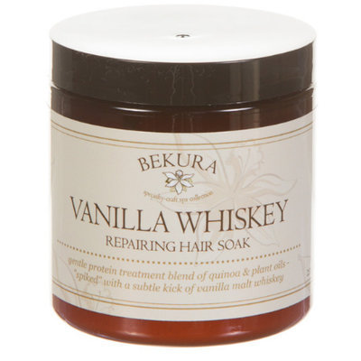 Bekura Beauty Vanilla Whiskey Restoring Hair Soak