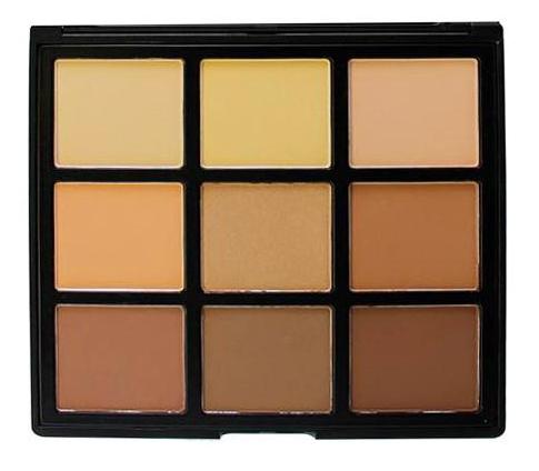 Morphe 9C - 9 Color Highlight/Contour Palette